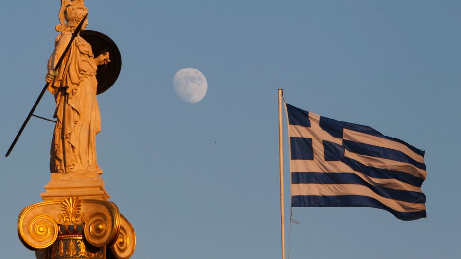 Greece is going after the messenger.