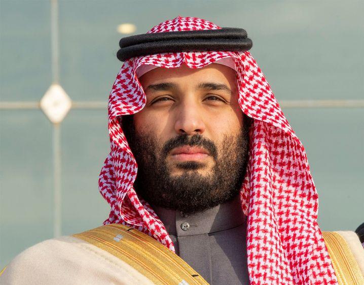 Verdächtigt: Mohammed bin Salman