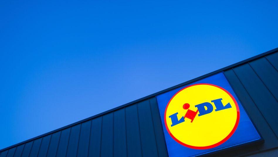 Lidl-Supermarkt (Archivbild)