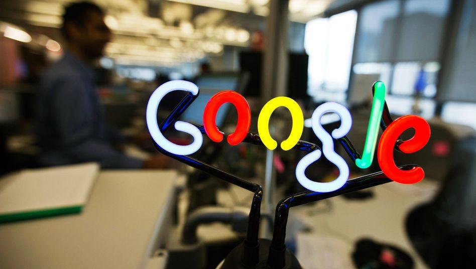 """Google-Büro in Toronto: """"Bedenkliche Bestandteile im Quartalsbericht"""""""