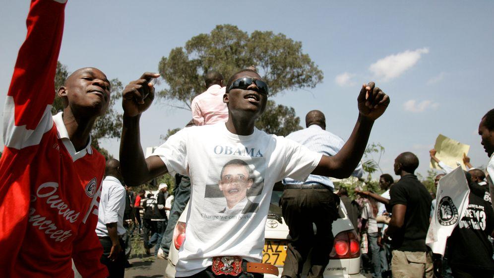 """Yes we can"": Kenianische Studenten proben den Aufstand"