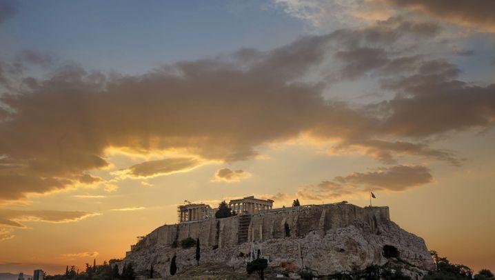 Griechenland: Müde Politiker in Athen