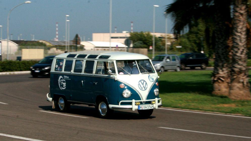 VW Bus Samba: Durchblick garantiert
