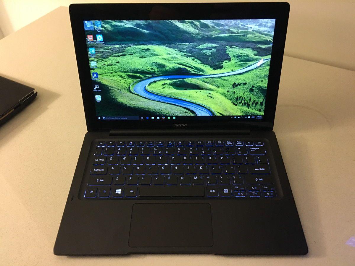 Gadgets von der CES 2015/ Kuriose Technik/ 1 Acer Switch