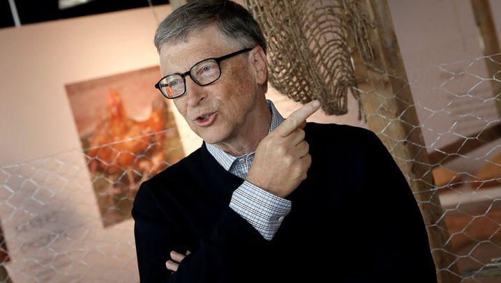 Buch-Tipps: Die Sommer-Leseliste von Bill Gates