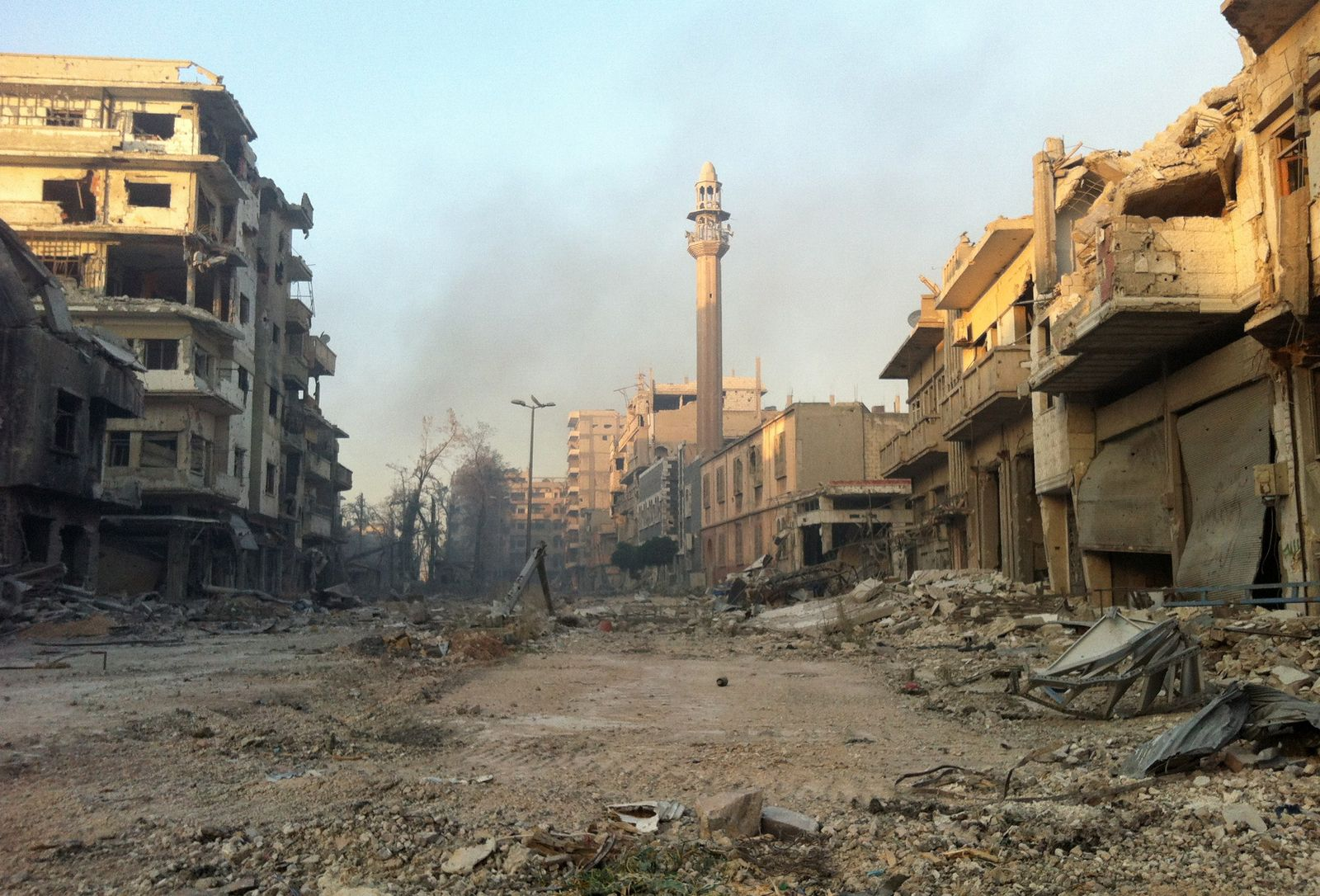 Homs Syrien