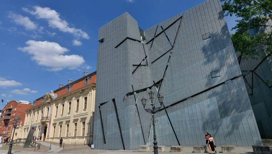 Jüdisches Museum Berlin: Kritik aus der jüdischen Gemeinde