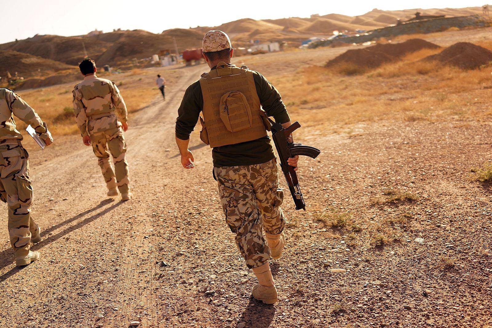 irak kurden mg