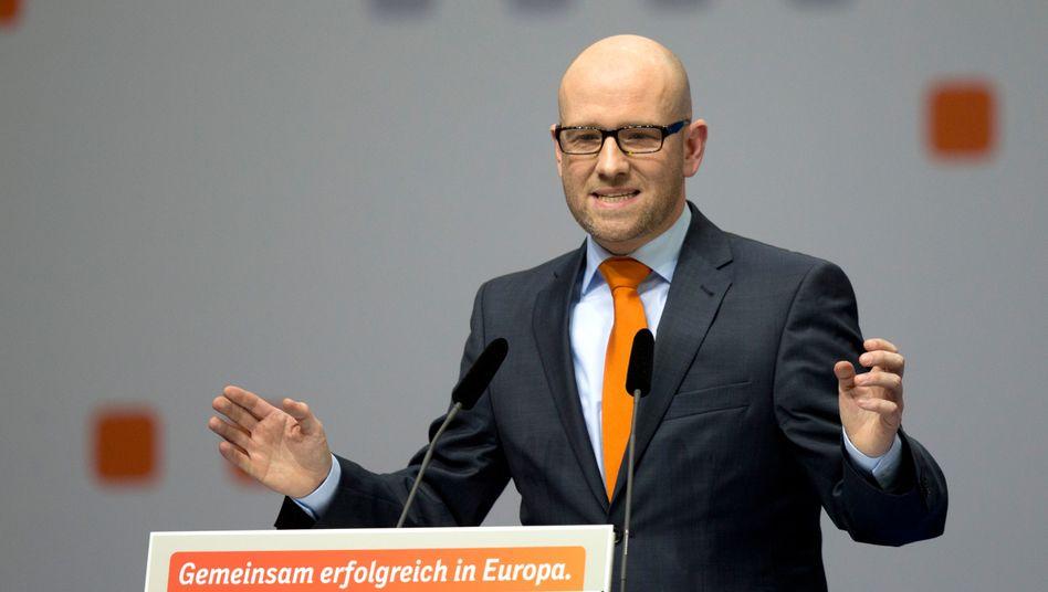 Peter Tauber: Der Generalsekretär will die Wahlbeteiligung steigern