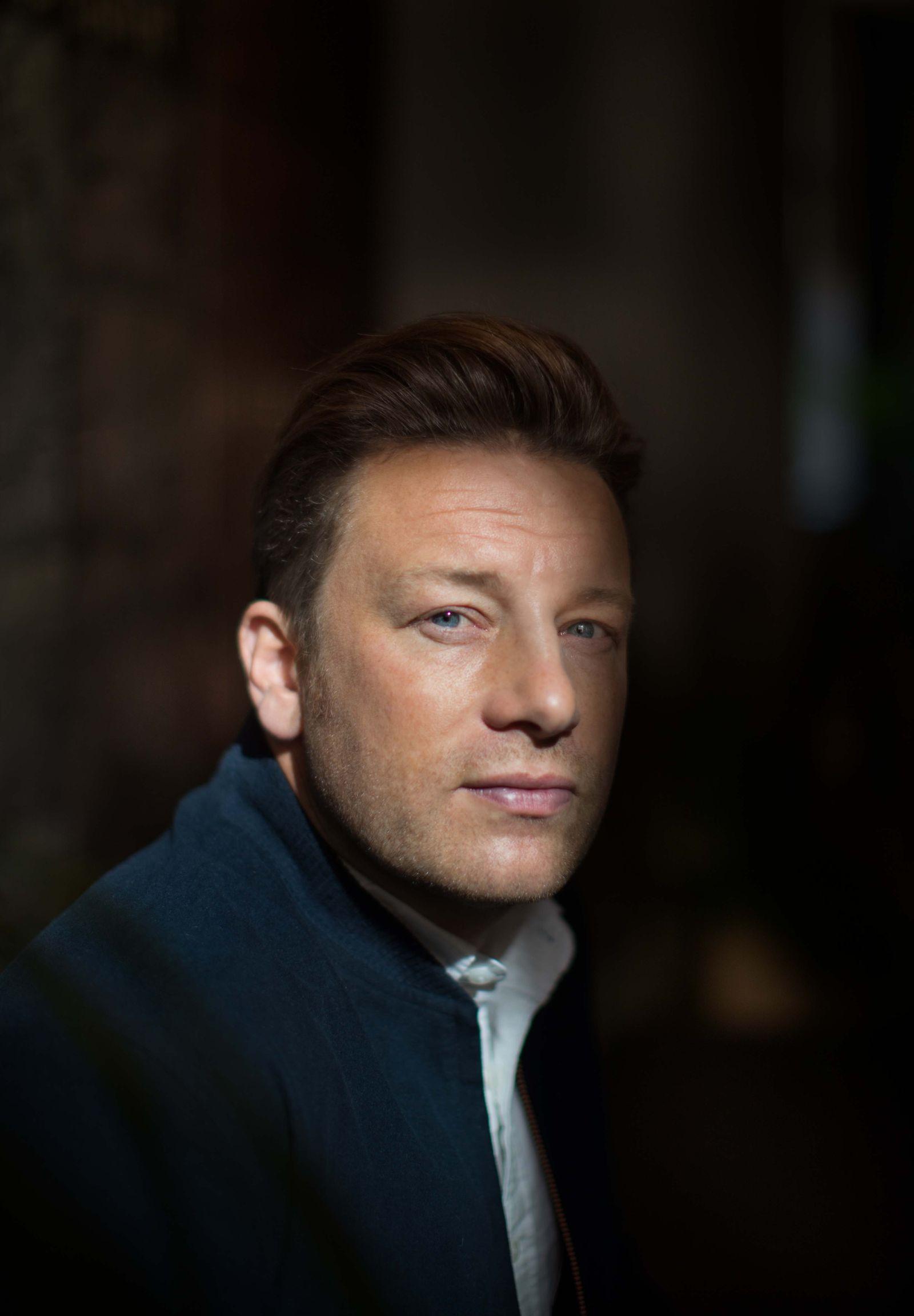 Jamie Oliver by Headpress