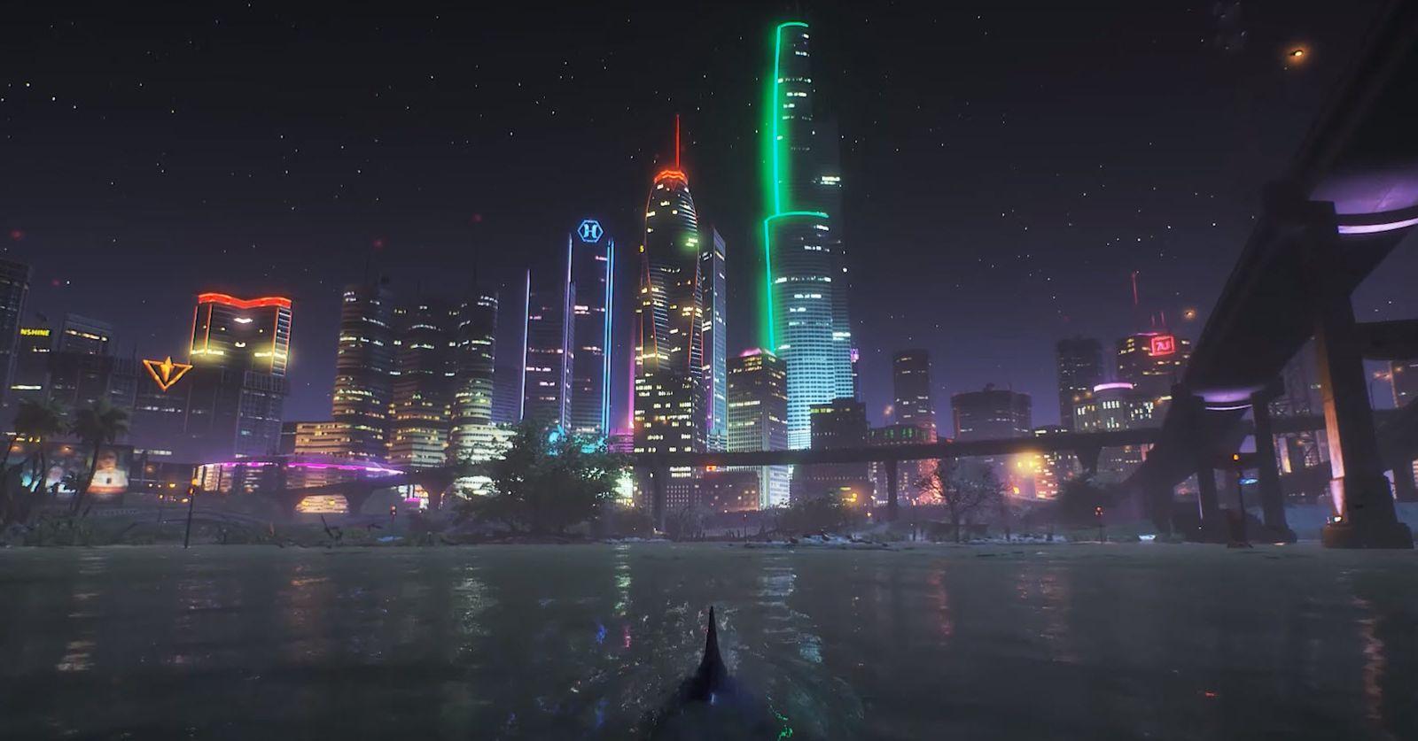 EINMALIGE VERWENDUNG Gamescom Highlights 2019/ Maneater/ Tripwire Interactive