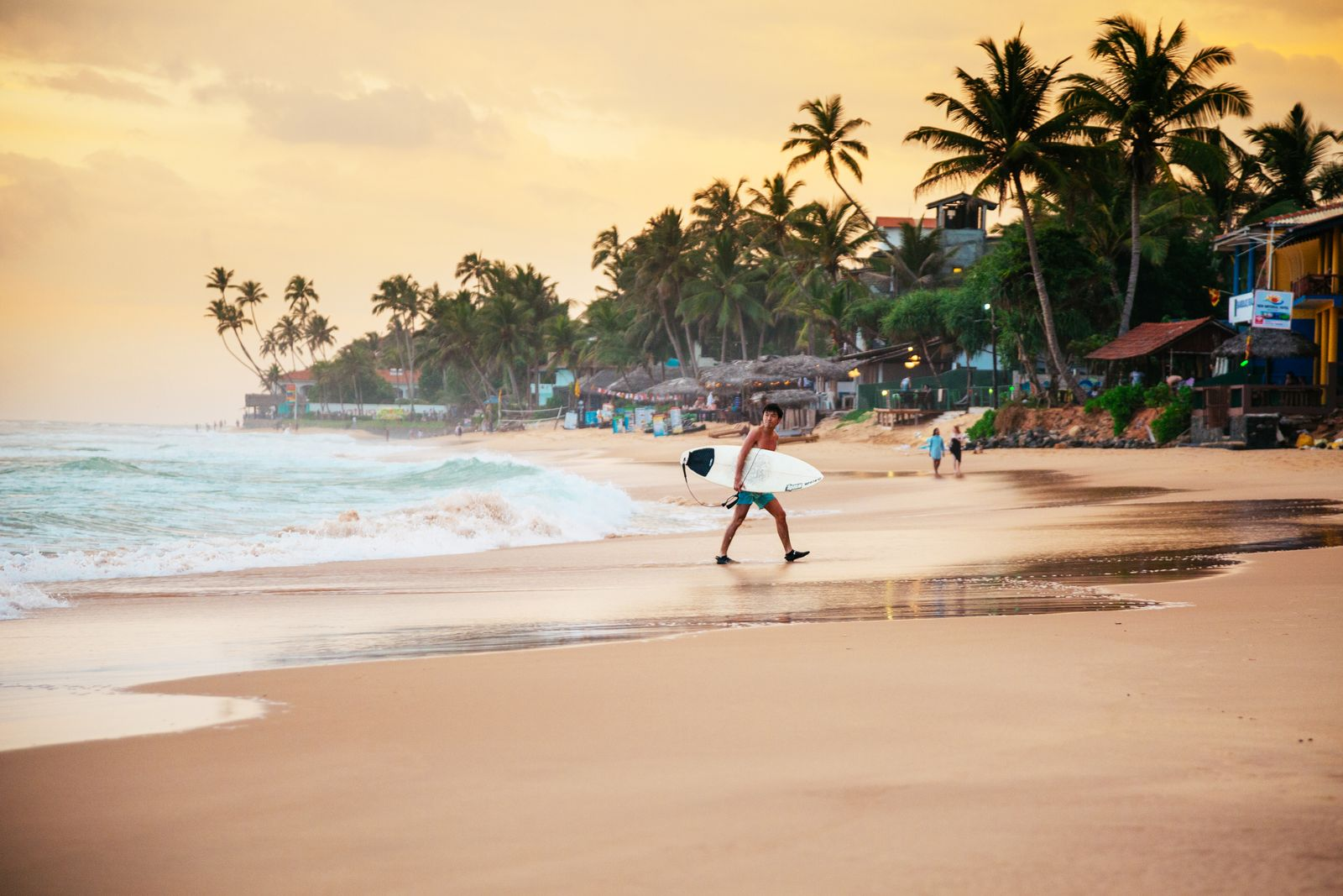 EINMALIGE VERWENDUNG Sri Lanka/ Tourismus/ Narigama