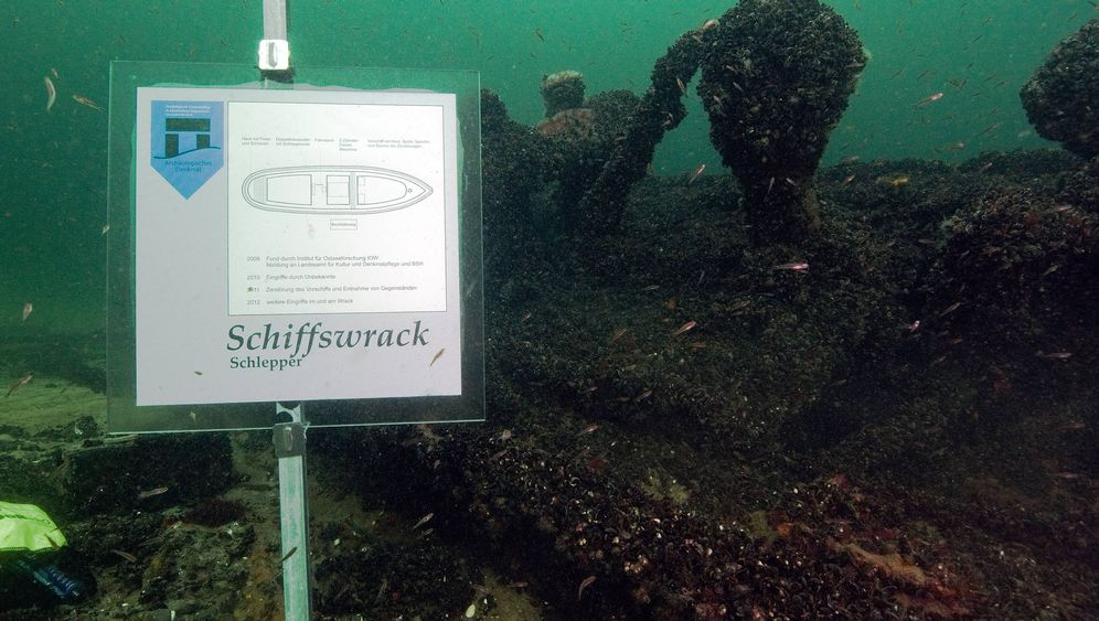 Photo Gallery: Germany's Rich Legacy of Shipwrecks