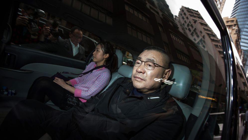 Diamantenkäufer: Wer ist Joseph Lau?