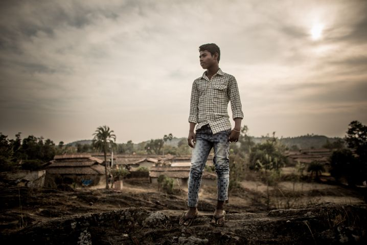 Badku Marandi managed to escape the mines. And he is working to help others do so too.