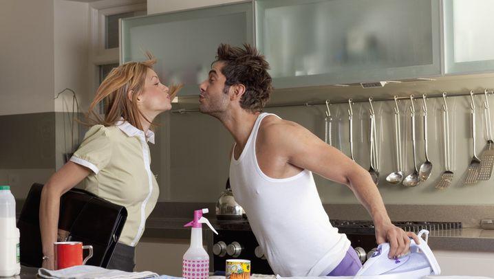 Gehaltsgefälle in Beziehungen: Wenn sie reicher ist als er