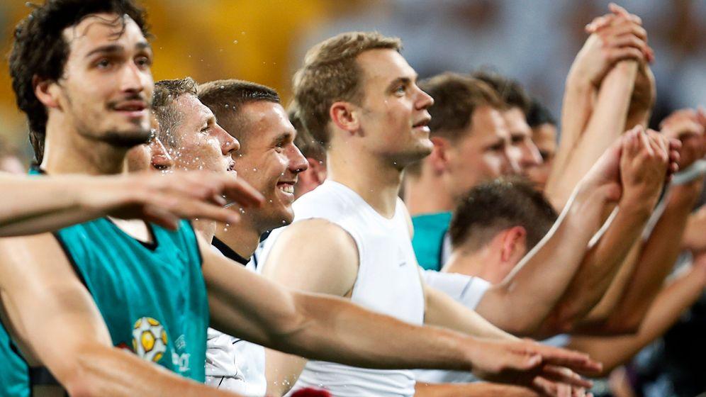 EM 2012: Deutschlands Weg ins Viertelfinale