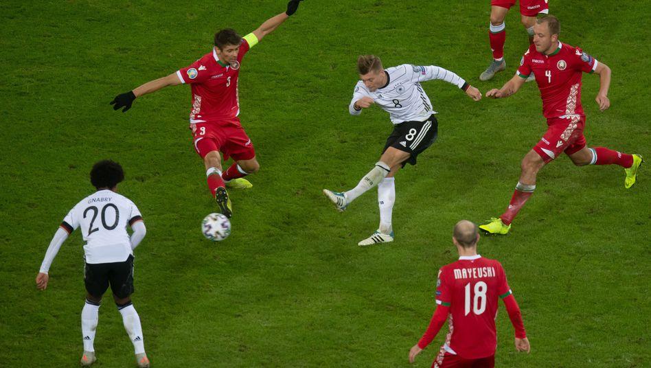 Toni Kroos traf zum 4:0