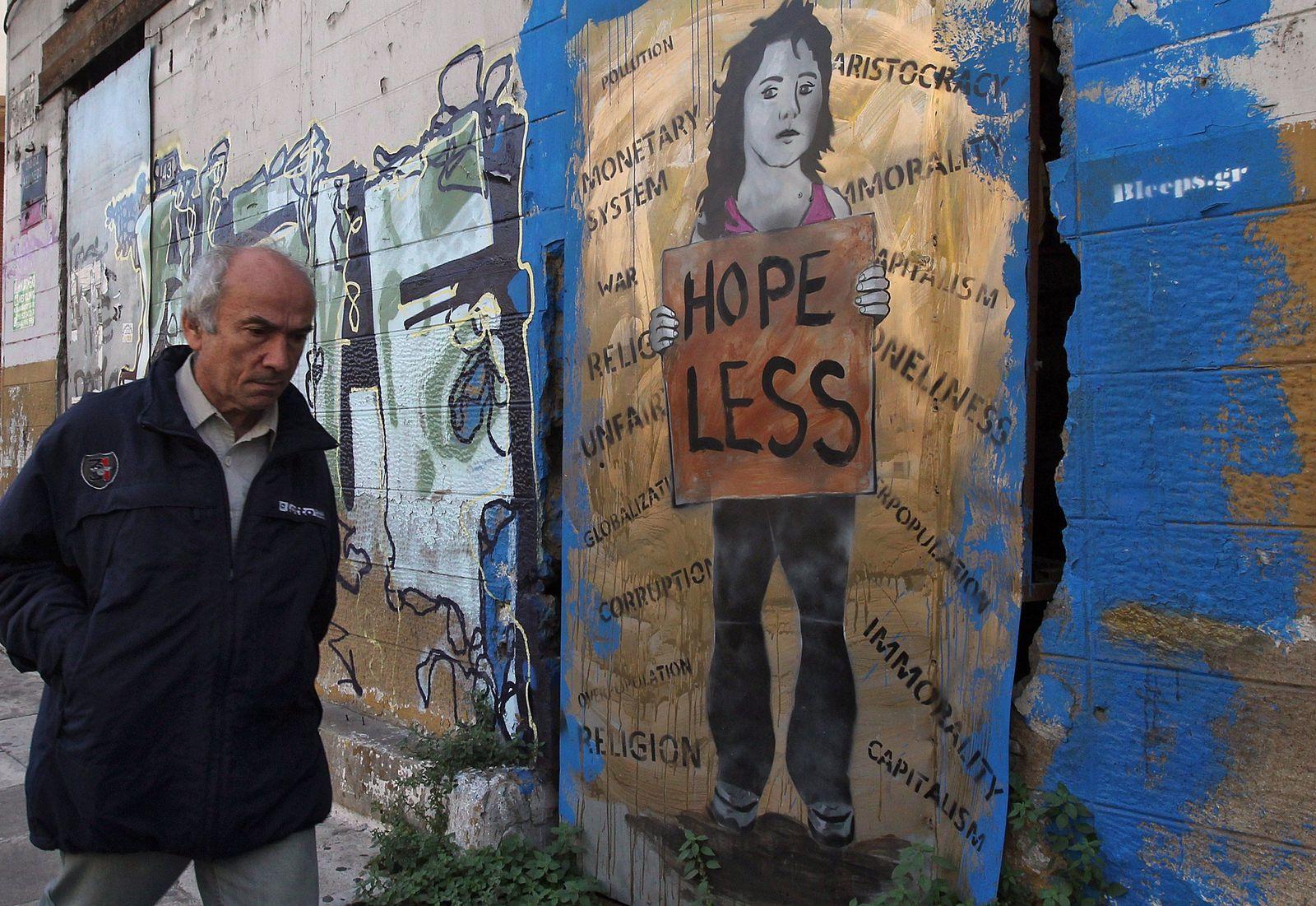 Recession in Greece