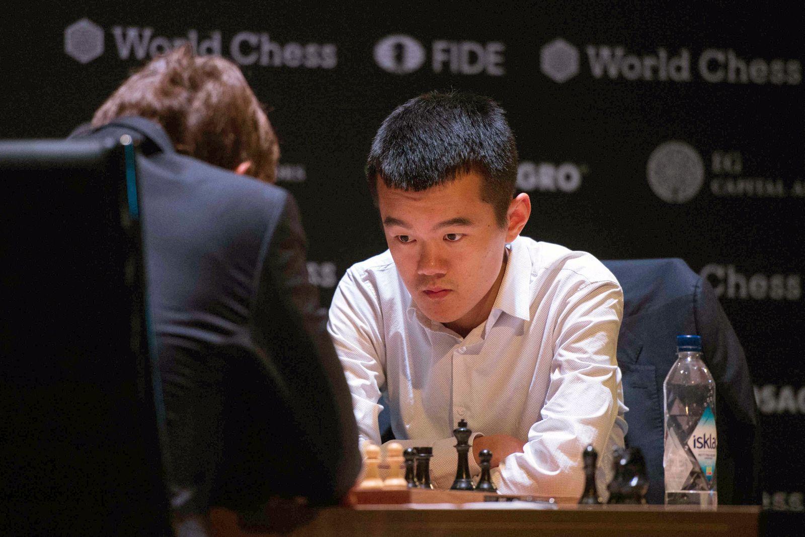 Kandidatenturnier für die Schach-WM