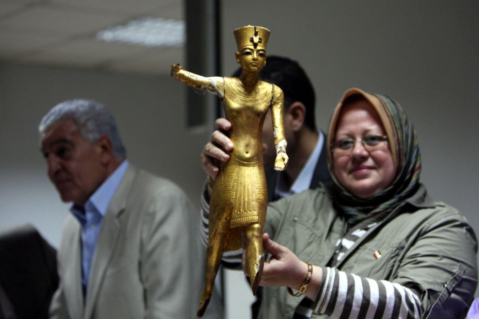 Hawass / Museum Kairo