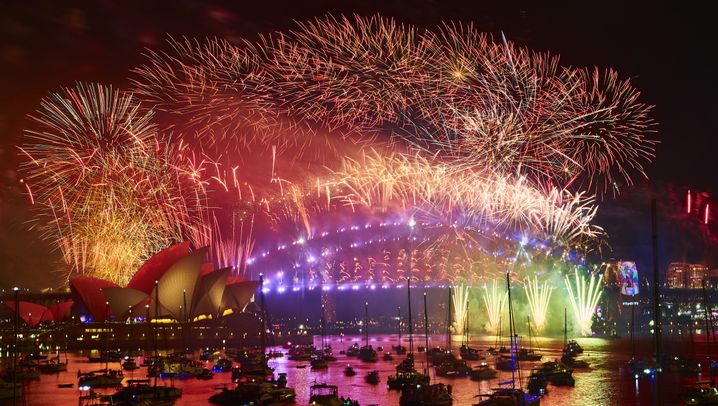 Silvester: So feiert die Welt das neue Jahr