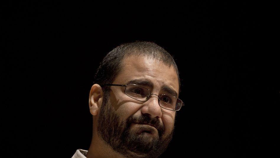 Alaa Abd al-Fattah (Archiv): Der Blogger muss fünf Jahre ins Gefängnis