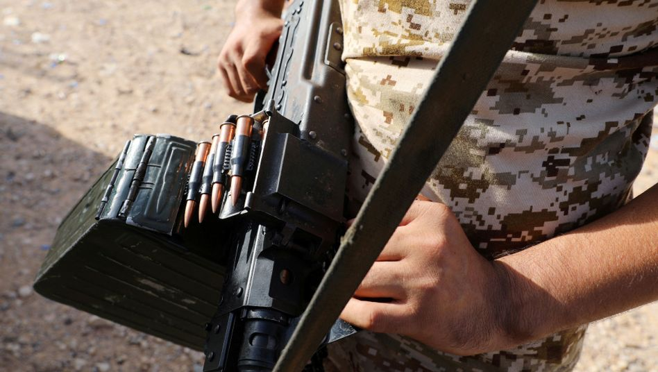 Syrische Kämpfer in Libyen: Erdogans Söldner