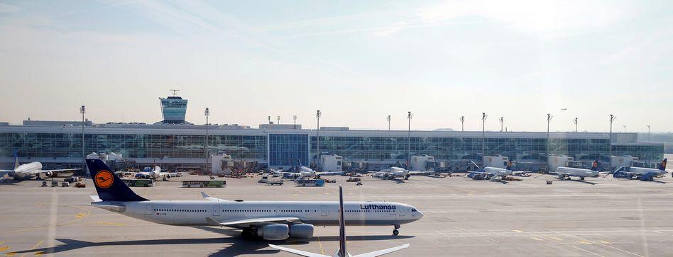 Flughafen München (Symbolfoto)