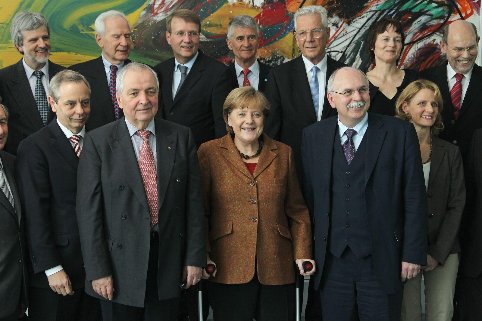 Merkel / Töpfer