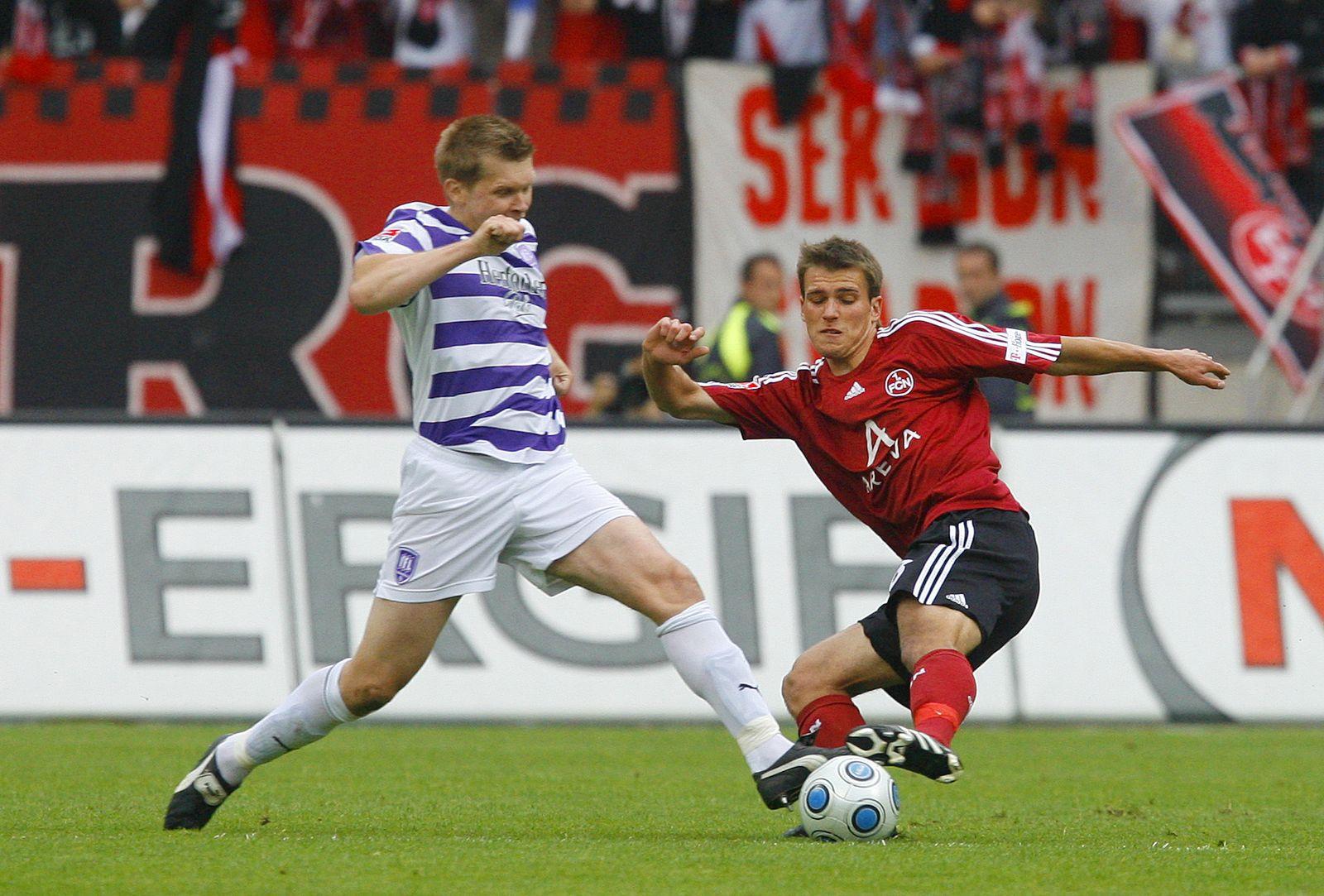 1. FC Nürnberg - VfL Osnabrück / Wettskandal