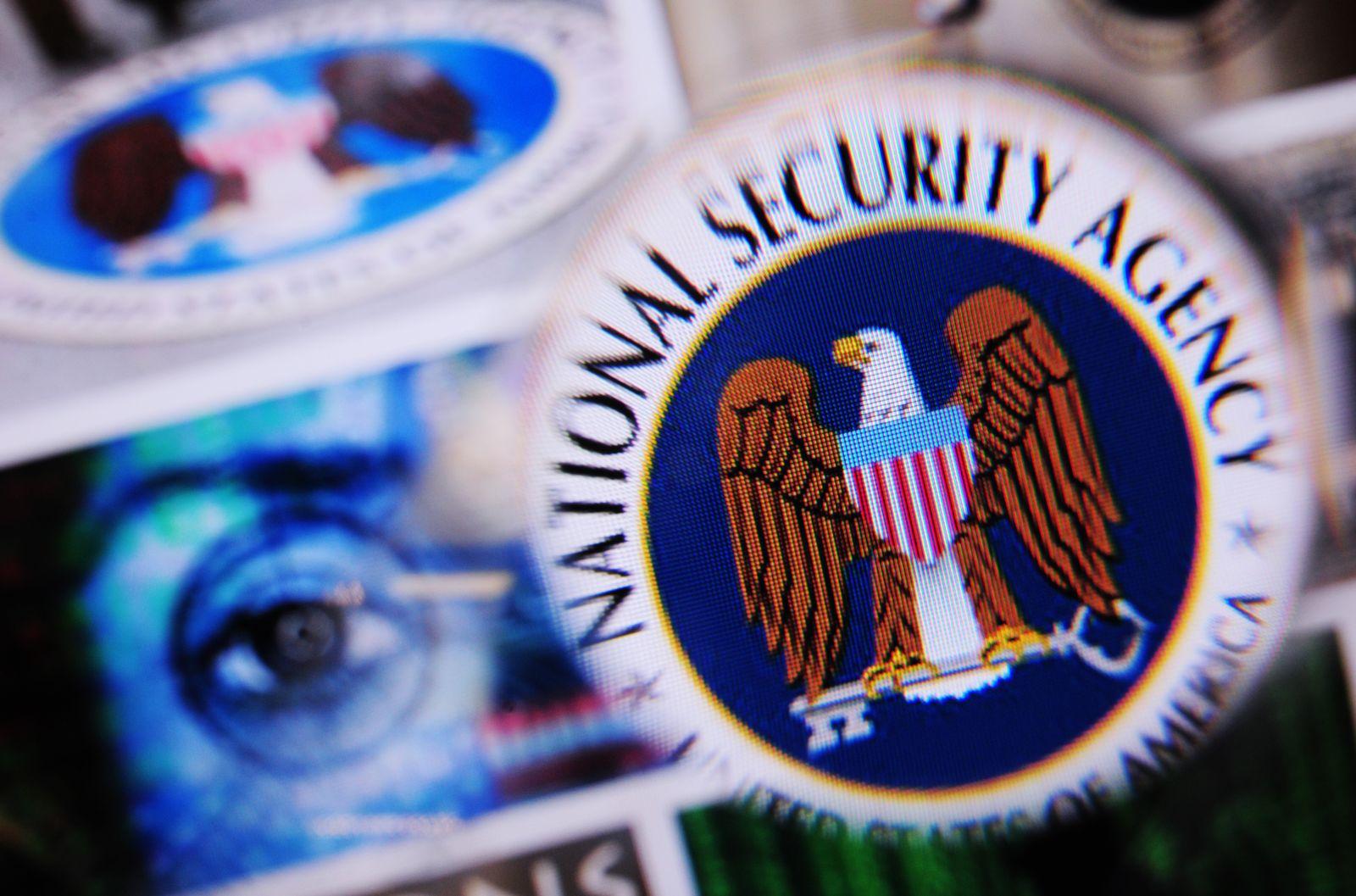 Symbolbild NSA/ Internet/ Geheimdienste/ USA