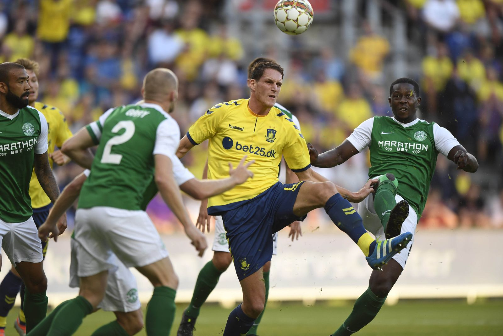 Denmark Soccer UEFA Europa League