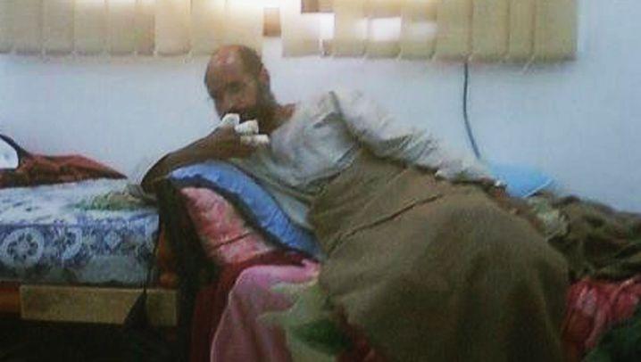 Gaddafi-Sohn Saif al-Islam: Das Ende einer Flucht
