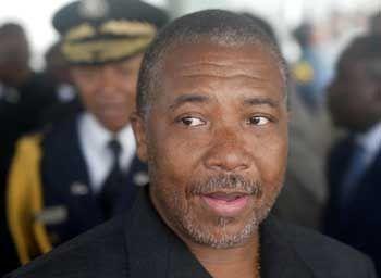 Charles Taylor (Archiv): Festnahme im Grenzgebiet zu Kamerun
