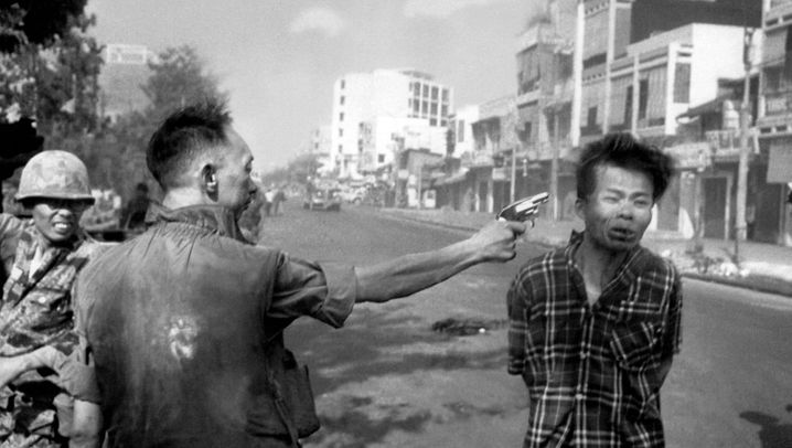 USA gegen Vietcong: Vietnamkrieg - die Macht der Bilder