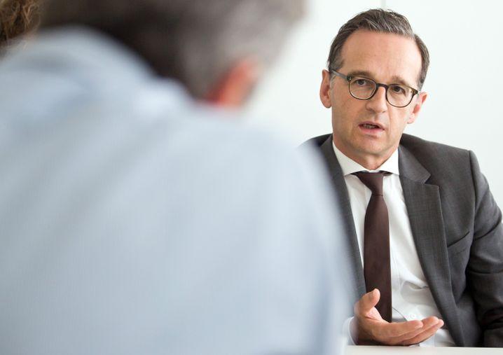 Heiko Maas (SPD)