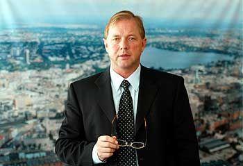 """Hamburgs Innensenator Nockemann: """"Kein Problem mit einer Überführung an die USA"""""""