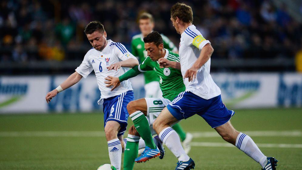 Deutschland vs. Färöer: Drei Tore, drei Punkte