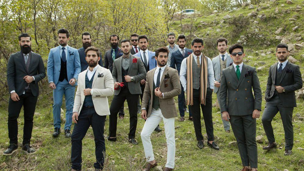 Modeklub Mr. Erbil: Hipster, vereinigt Euch