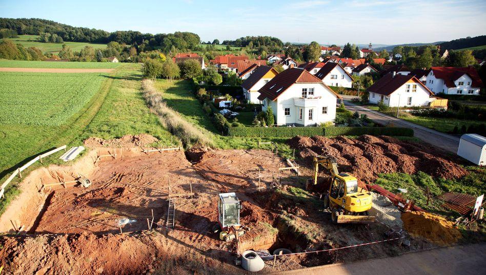 Teure Entsorgung von Bodenaushub (Archivfoto)