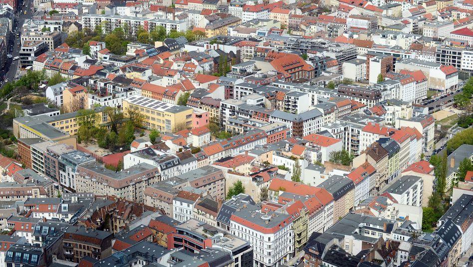 Berliner Szenebezirk Mitte: Knappes Angebot, massive Nachfrage