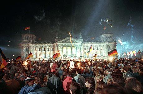 """Einheitsfeiern am 3. Oktober 1990 in Berlin: """"Kein besserer Nationalfeiertag"""""""