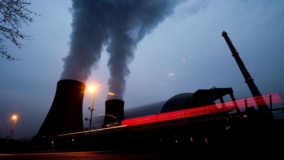Kernkraftwerk Grohnde (Archivbild)