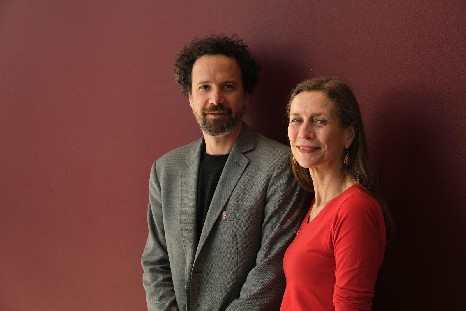 Berlinale 2020/ Carlo Chatrian/ Mariette Rissenbeek