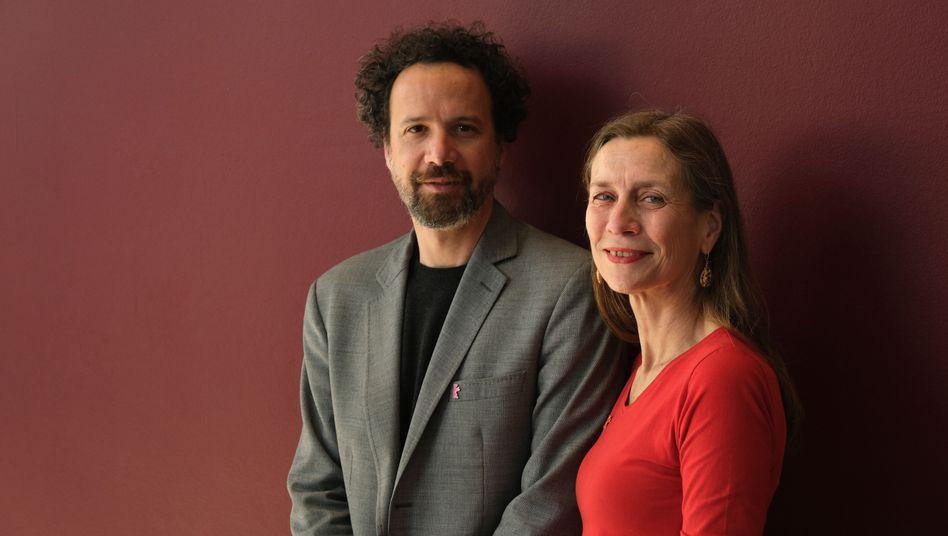 Die neue Berlinale-Spitze: Carlo Chatrian und Mariette Rissenbeek