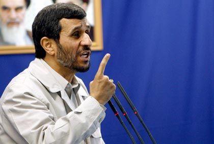 """Ahmadinedschad: """"Der große Stimmungsmacher"""""""