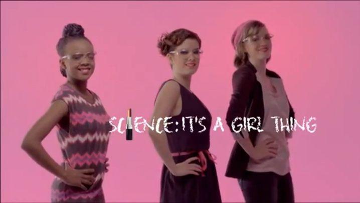 Science Girls: So wirbt das Netz um die Frauen in der Wissenschaft