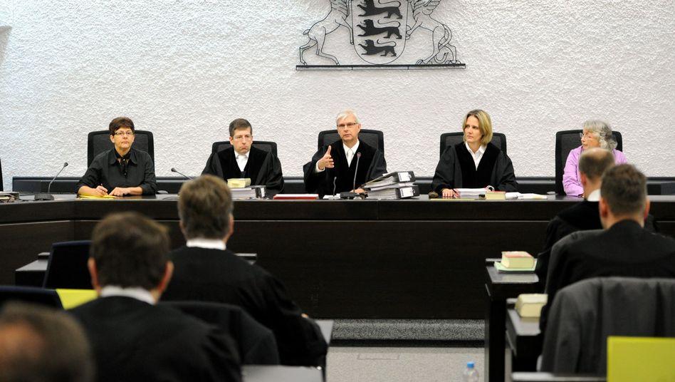 Landgericht Stuttgart: Zweite Auflage im Prozess um Amoklauf von Winnenden