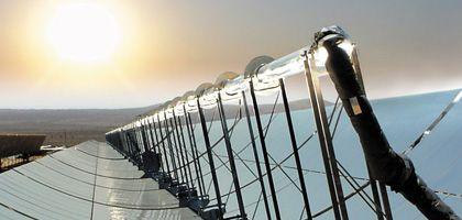 """Solarthermieanlage (bei Las Vegas): """"Umsetzungsfähige Investitionspläne innerhalb von drei Jahren"""""""